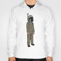 boba Hoodies featuring Boba Steez by Greg Koenig