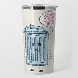 Rubbish Travel Mug