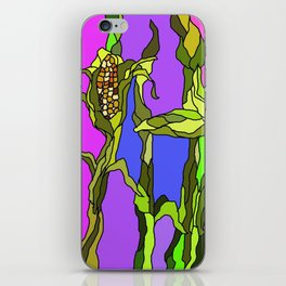 Corn Stalks iPhone Skin