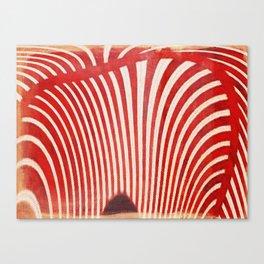 A Mess of Zebras Canvas Print