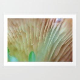 Pastel roots Art Print