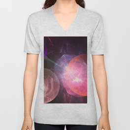 The Reactor Is Critical Unisex V-Neck