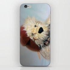 Mr Teddy iPhone & iPod Skin