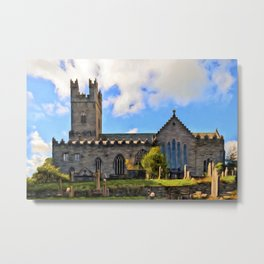 St. Mary's Cathedral Limerick 2 Metal Print
