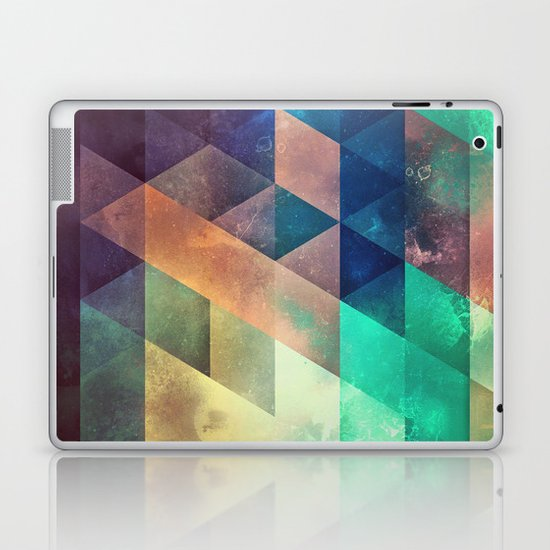 lytr vyk ryv Laptop & iPad Skin