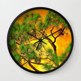 art-tificial Wall Clock