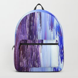 Abstract Electro One Backpack