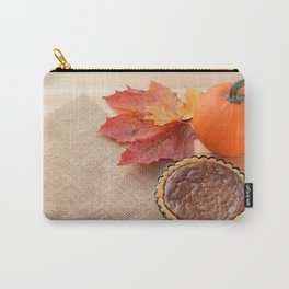 Thanksgiving gourd and pumpkin pie Carry-All Pouch