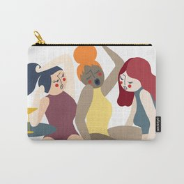 And Then She Said Carry-All Pouch