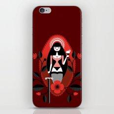 Santita iPhone & iPod Skin
