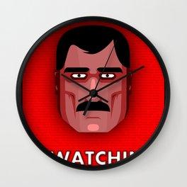 Big Brother #1 Wall Clock