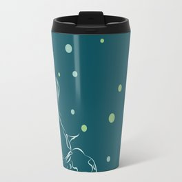 Polkadot Koi Travel Mug