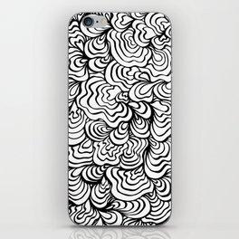 Organic Wave iPhone Skin