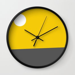 Beach 03 Wall Clock