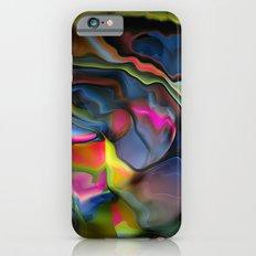 Liquid Colors by Artist McKenzie http://www.McKenzieArtStudio.com iPhone 6s Slim Case