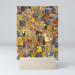 Gustav Klimt Mini Art Print
