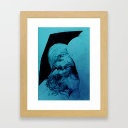 Private Framed Art Print