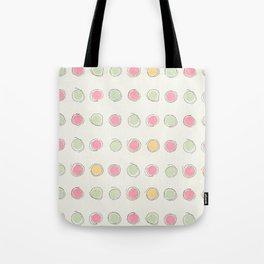 Concentric (circles) Tote Bag