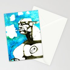 SMOKER TWO (from Gotham City) Stationery Cards