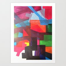 Ever after Art Print