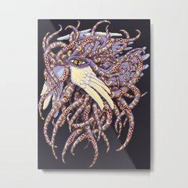 Azathoth - Pixel Art Metal Print