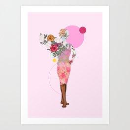 Anfisa Art Print