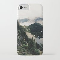 lake iPhone & iPod Cases featuring Eunice Lake by Kevin Russ