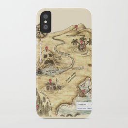 Did You Mean Treasure Island? iPhone Case