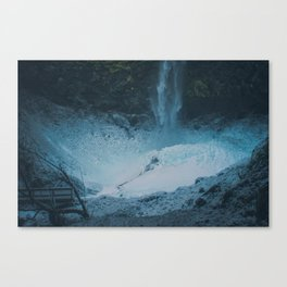 Ultramarine Canvas Print