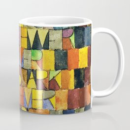 Paul Klee Once Emerged from the Gray of Night Coffee Mug