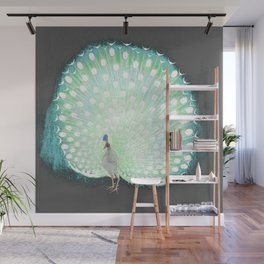 The tail that blinds. Wall Mural