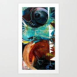 Lauren Nemchik - Compatibility  Art Print
