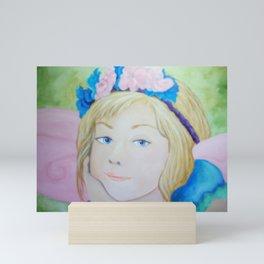 Bluebell Mini Art Print