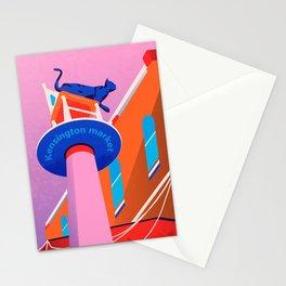 Kensington Market Toronto Canada Stationery Cards