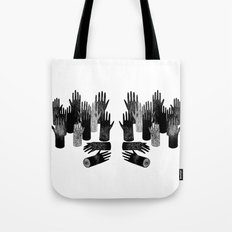 The Forest of Hands Tote Bag