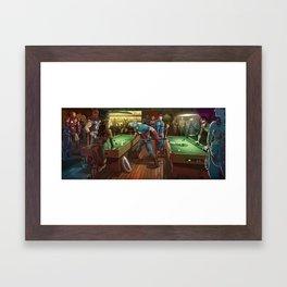 Superbar HD Framed Art Print
