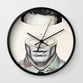 Head Space Wall Clock