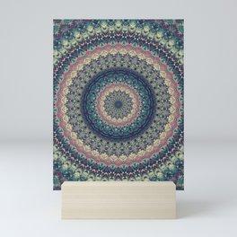 Mandala 435 Mini Art Print