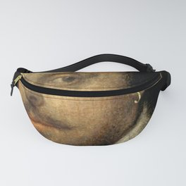 William Shakespeare: The Head of English Theatre Fanny Pack