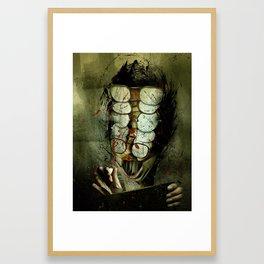 The Theorist Framed Art Print