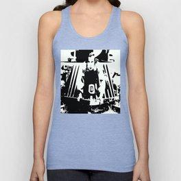 Buster Keaton Unisex Tank Top