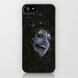 Back to dust iPhone Case