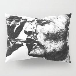 Heat - Man With Drink Pillow Sham