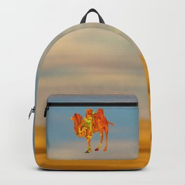 Marble Animals - Camel Backpack