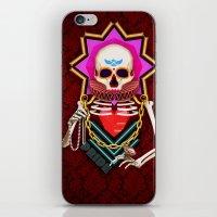 pride iPhone & iPod Skins featuring Pride by Teodoru Badiu
