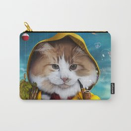 Le pêcheur/The fisherman Carry-All Pouch