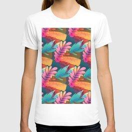 Tropical Leaves  14 T-shirt