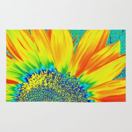 Sunflower Party Rug
