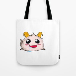 Poro League of Legends Tote Bag