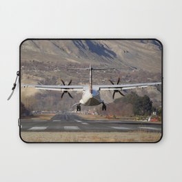 ATR ATR-42-500 Aviation Scenic Dangerous No way out Landing aircraft Laptop Sleeve